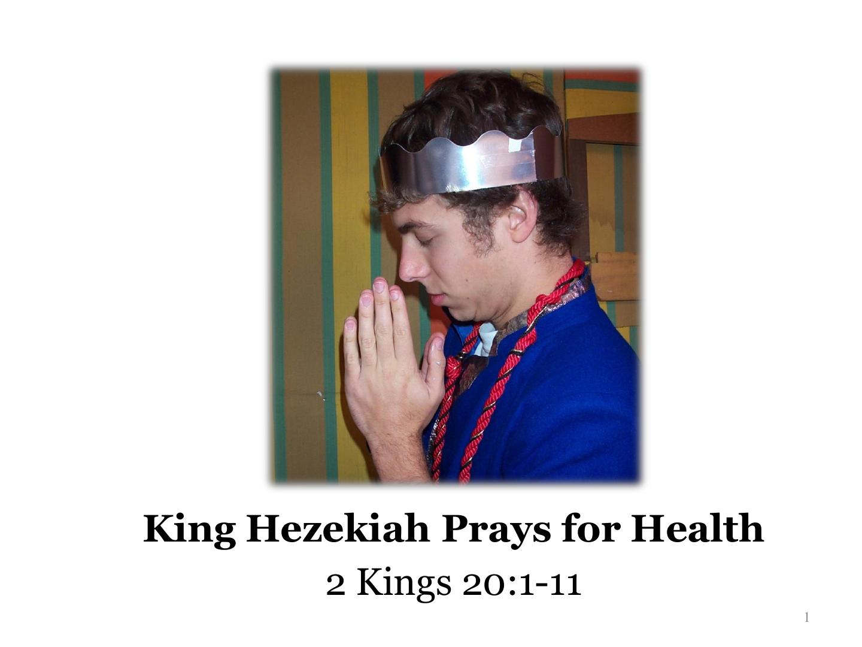King Hezekiah_Cover