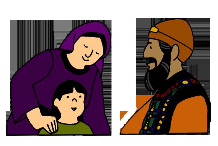 10_Samuel Helper in Temple