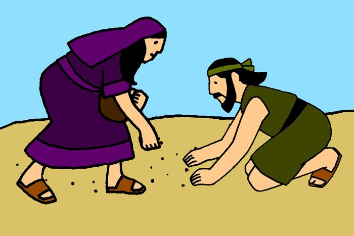 6_God Provides Manna and Quail