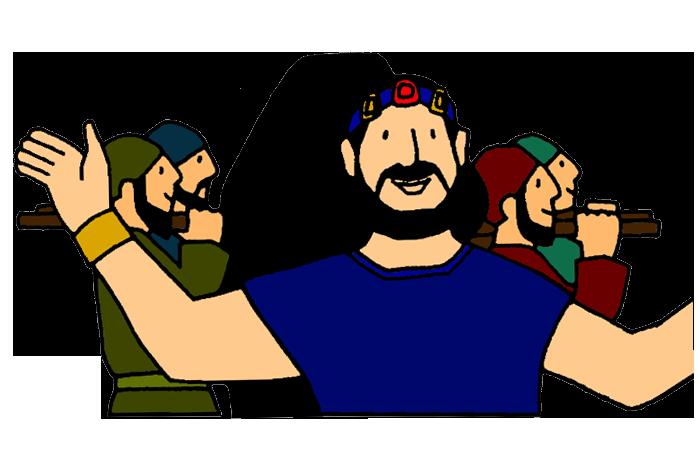 7_David Becomes King