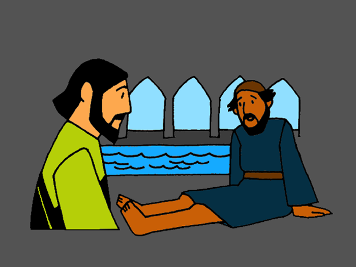 Healing of a Man By a Pool – Mission Bible Class