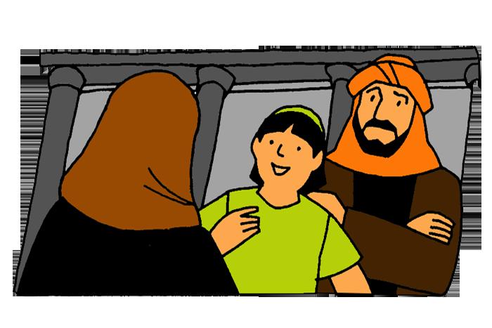 5_Boy Jesus Visits Temple