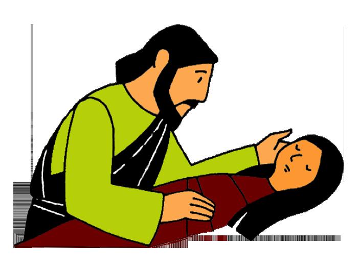 8_Jesus Raises Jairus Daughter