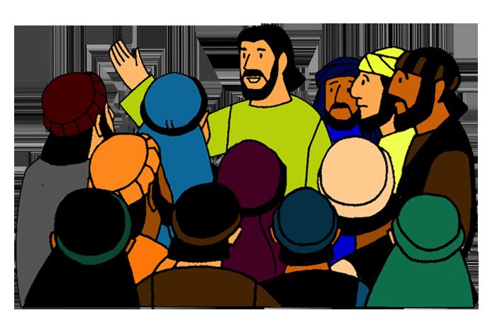 9_Jesus Chooses 12 Apostles