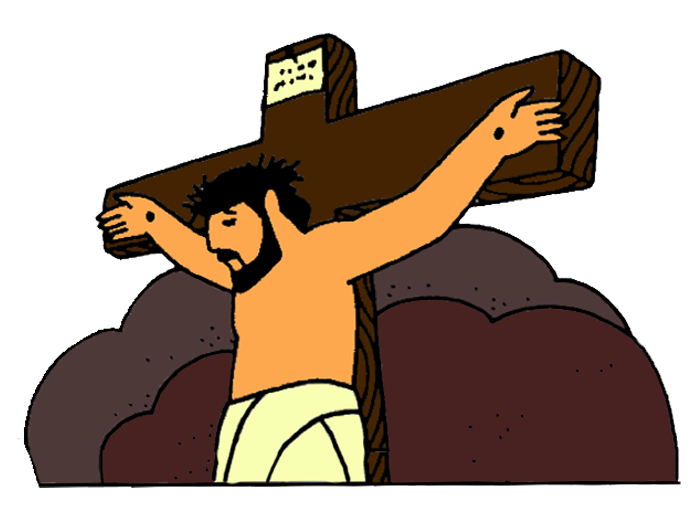 9_Jesus Crucified