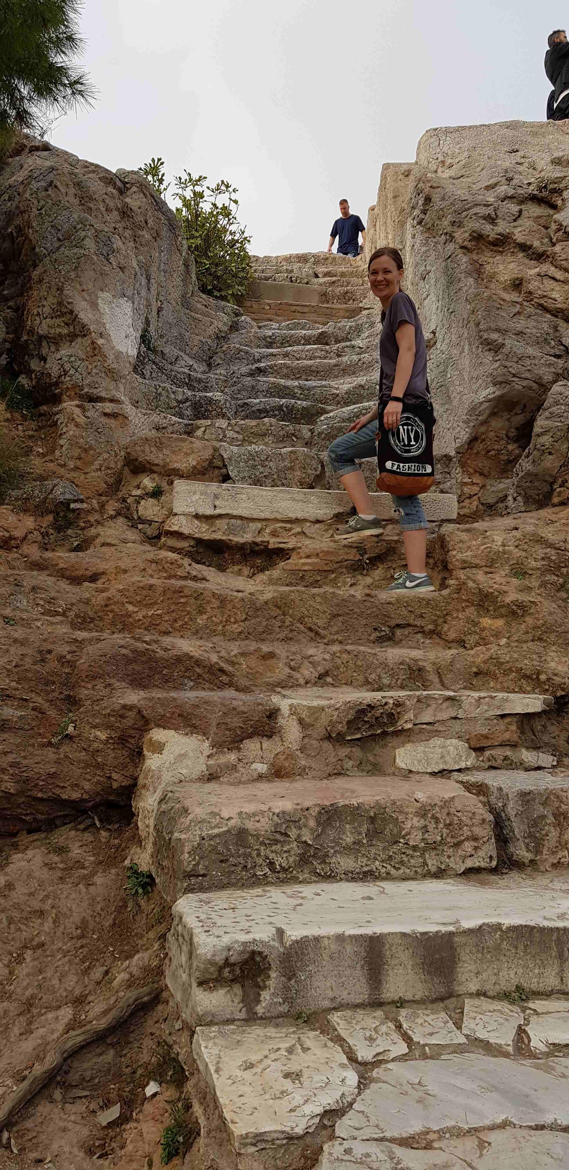 2018 Mars Hill Steps