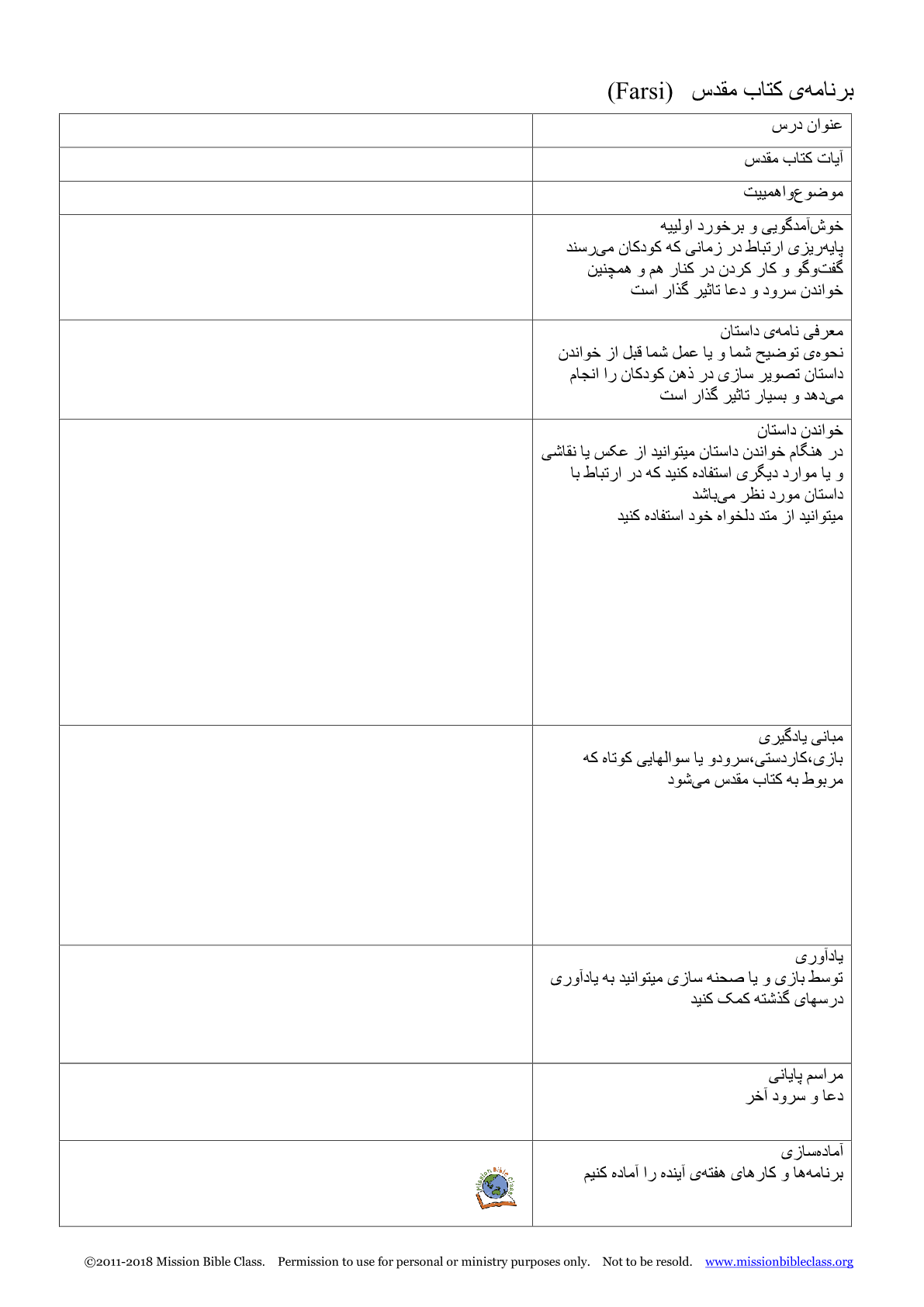Farsi Teaching Template_image1