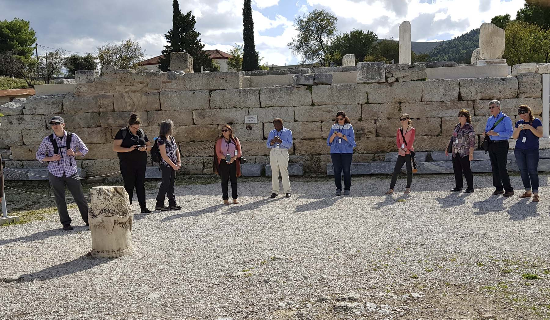 Judgement Seat Corinth